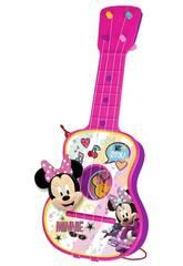 Minnie And You Guitarre 4 Saiten mit Etui Reig 5545