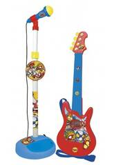 Superzings Micro e Guitarra Reig 2420