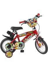 Vélo 12 Pouces Mickey Mouse Toimsa 618