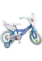 Bicicletta Frozen 14