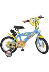 Bicicleta Bob Esponja 14