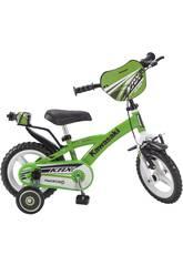 Bicicleta Kawasaki KRX 12