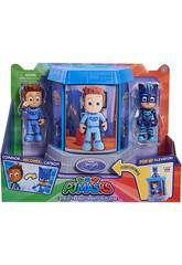 PJ Masks Camera Segreta Gatuno Bandai 95466
