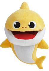 Baby Shark Marioneta Cantarina Baby Shark Bandai SS01003