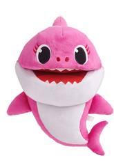 Baby Shark Burattino Canterino Mummy Shark Bandai SS01004