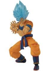 Dragon Ball Super Evolve Figur von Goku Super Saiyan Gott von Bandai 36271