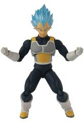 Dragon Ball Super Evolve Figurine Vegeta Super Saiyan God Bandai 36272