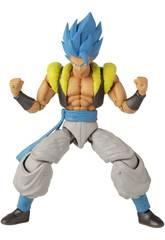 Dragon Ball Super Figurine Deluxe Super Saiyan Blue Gogeta Bandai 36187