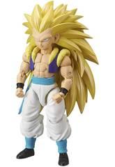 Dragon Ball Super Deluxe Super Saiyan 3 Gotenks Figur von Bandai 36189