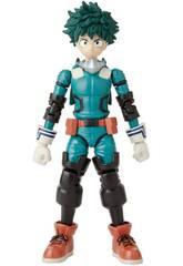 My Hero Academia Figura Anime Heroes Midoriya Izuku Bandai 36911