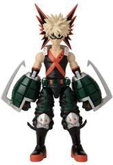 My Hero Academia Figura Anime Heroes Bakugo Katsuki Bandai 36912