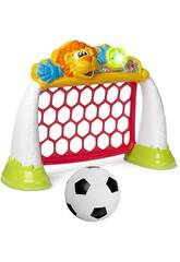 Gol League Pro 2 en 1 Chicco 9838