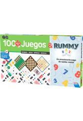 100 Giochi Raccolti + Rummy Falomir 29313