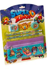 Superzings Set di Cartoleria con Astuccio CYP GS-606-SZ