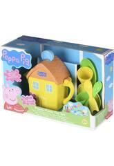Peppa Pig Conjunto de Chá com Bule de Casa de Peppa CYP 1684671