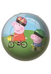 Palla 13 cm. Peppa Pig Mondo 1317