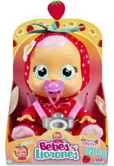 Bebés Llorones Tutti Frutti Ella Erdbeere IMC Toys 93812