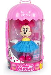 Minnie Fashion Doll Fluffy IMC Toys 185944