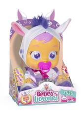 Baby Cry Susu Exclusiva IMC Toys 93652