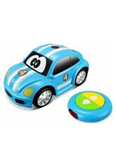 Burago Junior Radio Control Volkswagen Easy Play Azul Tavitoys 16-92007