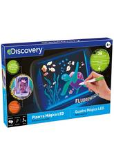 Discovery Ardoise Magique à Dessin Led World Brands 6000112