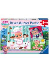 Bébés Pleureurs Puzzle 3 en 1 Ravensburger 5104