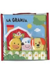 Marionetas de Dedo La Granja Susaeta S3444001
