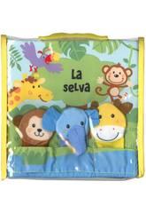 Marionetas de Dedo La Selva Susaeta S3444002