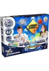 La Ciencia Increíble de El Hormiguero Scienc4You 80002757