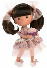 Poupée Miss Minis Sara Pots 26 cm. Llorens 52603