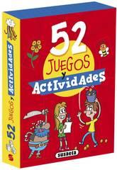 Barajas Juegos Actividades 52 Juegos y Actividades Susaeta S3440004