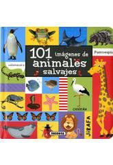 101 Images d'Animaux Sauvages Susaeta S5079001