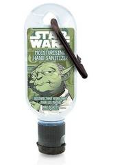 Gel Hidroalcoólico 30 ml. Clip Disney Star Wars Yoda