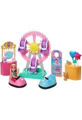 Barbie Vernügungspark von Chelsea Mattel GHV82
