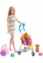 Barbie e seus Animais de de Estimação Mattel GHV92
