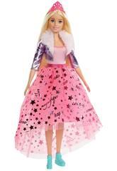 Principessa Deluxe Rosa Mattel GML76