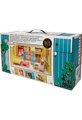 Barbie Colección Casa de Ensueño de Barbie Mattel GNC38