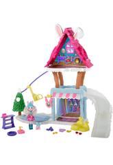 Enchantimals Chalet en la Nieve Mattel GJX50