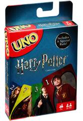 Uno Harry Potter Mattel FNC42