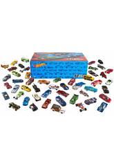 Hot Wheels Pack 50 Vehículos Mattel V6697