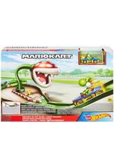 Hot Wheels Pista Piranha de Mario Kart Mattel GFY47