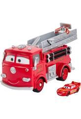 Cars SUper Feuerwehrfahrzeug Mattel GPH80
