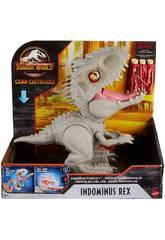 Jurassic World Feeding Frenzy Indominus Rex Mattel GMT90