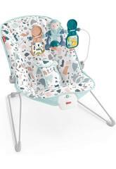 Fisher Price Fauteuil à Bascule Pour Bébé Mattel GWD38