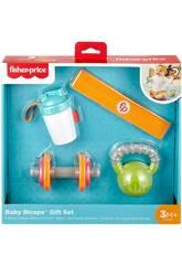 Fisher Price Completo di Regalo Baby Bicipiti Mattel GJD49