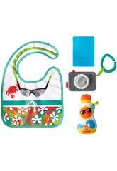Fisher Price Geschenkset Tiny Tourist Mattel GKC50