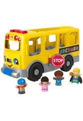 Fisher Price Little People Scuolabus Mattel GTL68
