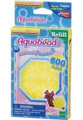 Aquabeads Pack Contas Joia Amarelo Epoch Para Imaginar 32688