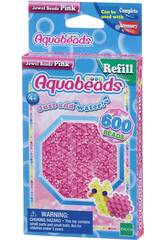 Aquabeads Pack Perles Bijou Rose Epoch Para Imaginar 32728