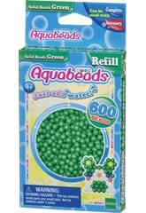 Aquabeads Pack Abalorios Sólidos Verde Oscuro Epoch Para Imaginar 32548